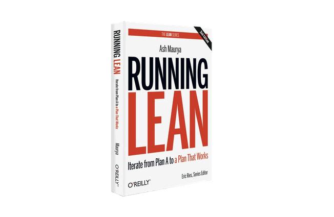 Lean Canvas - Running Lean Book