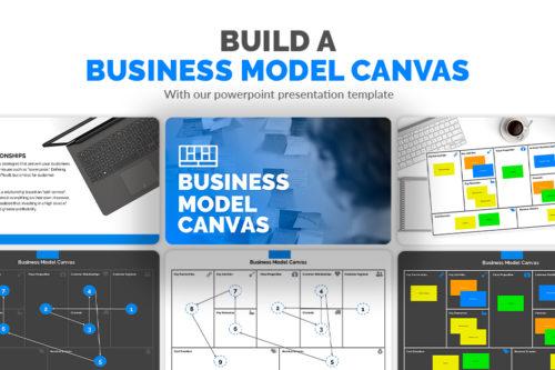 Business Model Canvas Presentation Template