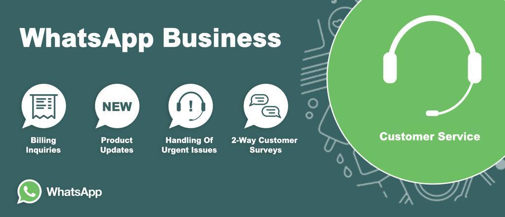 Whatsapp Business Model Customer Service