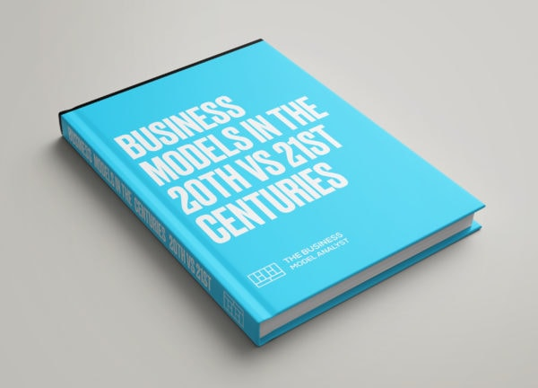 Business Models in 20th vs 21st centuries - cover