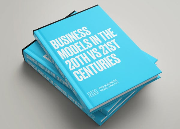Business Models in 20th vs 21st centuries - last cover