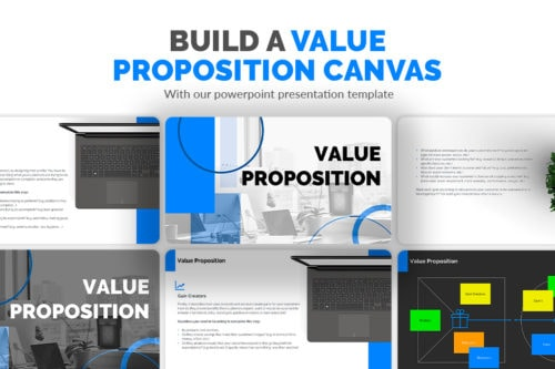 Value Proposition Canvas Template