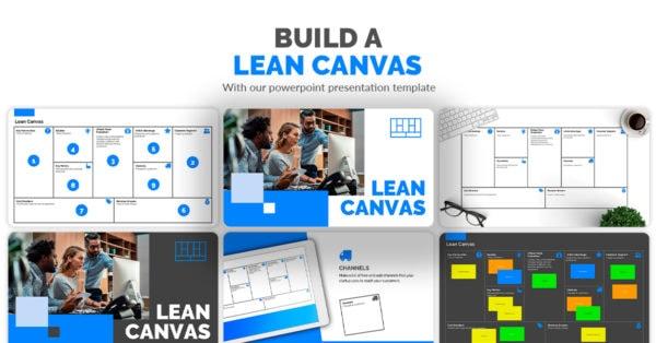Lean Canvas Presentation Template