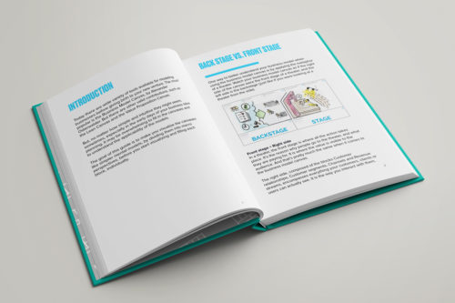 Business Model Sides - Inside Pages