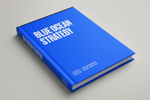 Blue Ocean Strategy - Super Guide Cover