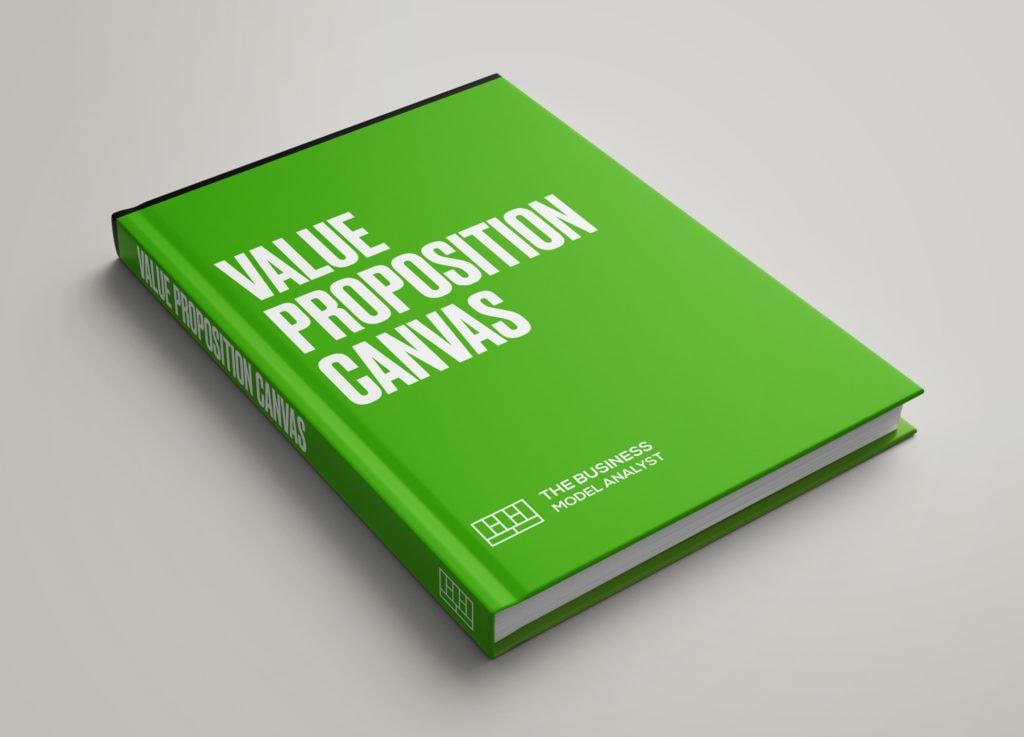 Value Proposition Canvas Cover
